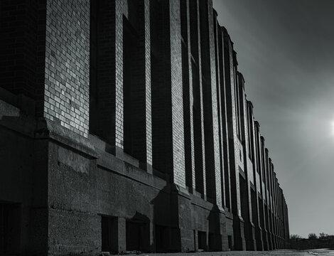 Early 20th century warehouse