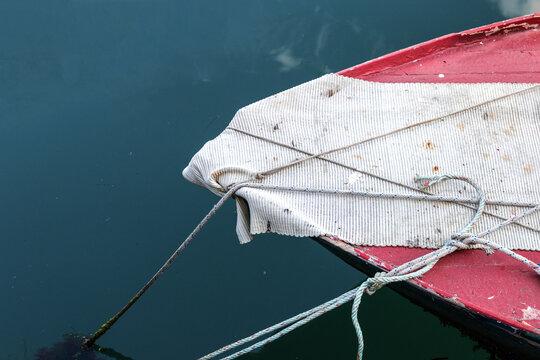 Particolare Barche da pesca Chioggia (Venezia)