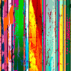 abstract grunge background composition, with paint strokes and splashes