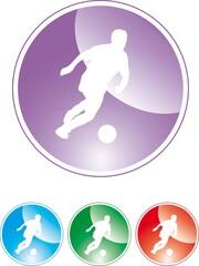 Fototapeta Sport -  piłka nożna 02.