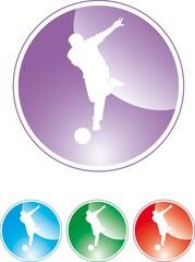 Fototapeta Sport -  piłka nożna 01.