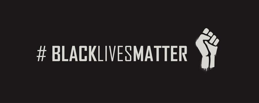 Black Lives Matter Hashtag