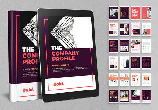 Corporate Ebook Layout