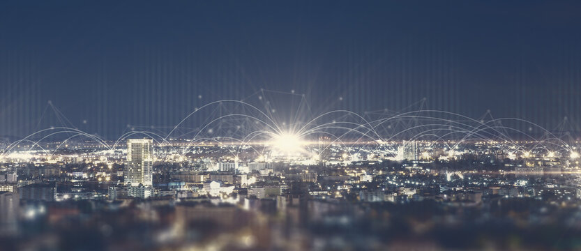 Technology connectivity to the world of wireless internet of the future