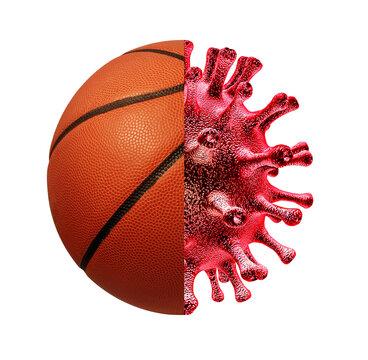 Basketball Ans Coronavirus Pandemic
