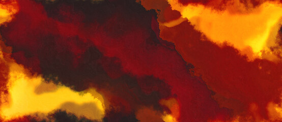 Fototapeten Violett rot abstract watercolor background with watercolor paint with dark red, vivid orange and coffee colors. can be used as web banner or background
