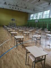 Egzamin maturalny.