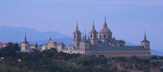 Royal Monastery of San Lorenzo de El Escorial.