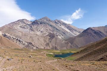Parc de l'Aconcagua, montagne en Argentine
