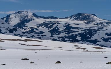 Park Narodowy Jotunheimen w Norwegii