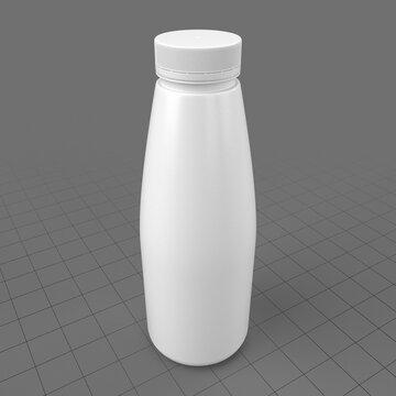 Yogurt bottle 10