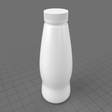 Yogurt bottle 5