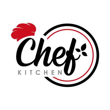Cooking Logo. Chef Logo Vector