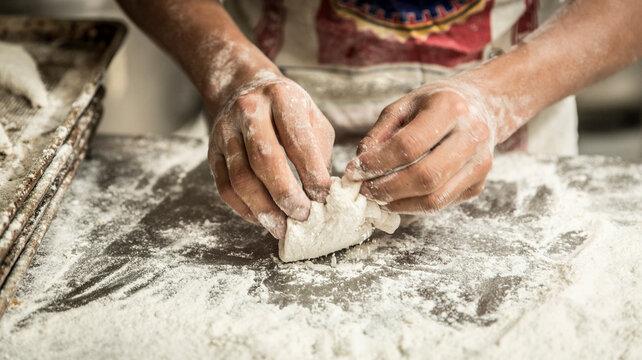 Delicious bread production