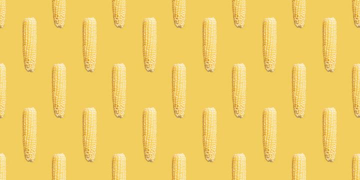 Corn infinite pattern