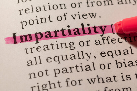 definition of impartiality