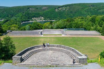 Thingplatz der Nas-Ordensburg Vogelsang
