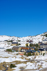 Candanchu ski resort
