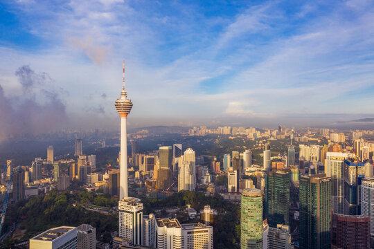 KL Tower, KLCC, Kuala Lumpur, Malaysia