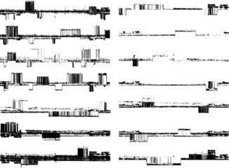 Grunge design elements . vector illustration