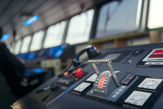 Wheelhouse control board