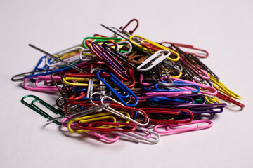 Paperclip Pile