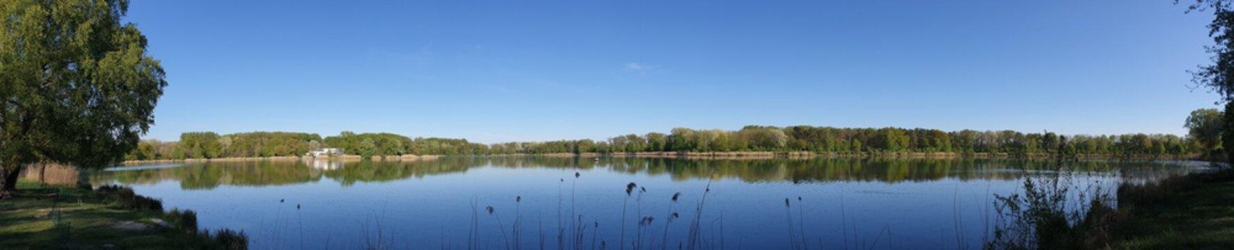 Naherholungsgebiet Baggersee in Ingolstadt