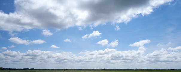 wolkenhimmel clouds   Fotoväggar
