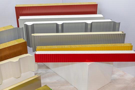 Composite Insulation Panel Walls