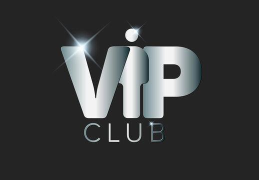 Silver VIP Club Logo