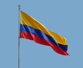 colombian national flag
