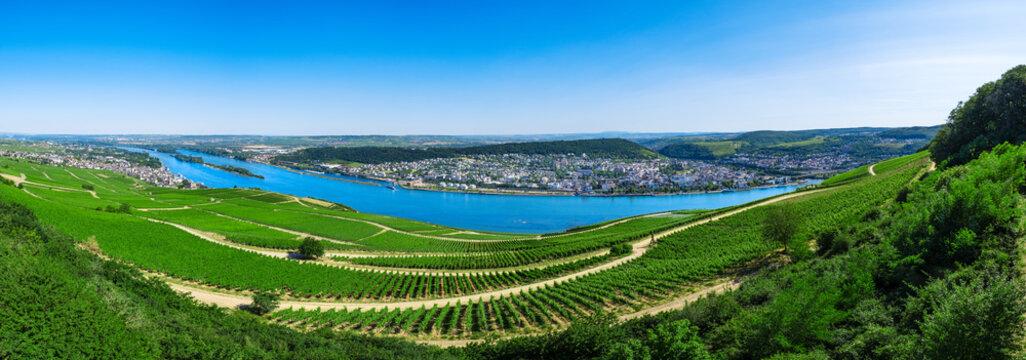 Rheingau Urlaub in Deutschland