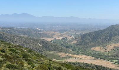 Laguna Beach hills