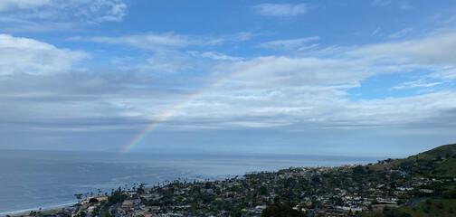 Laguna Beach rainbow