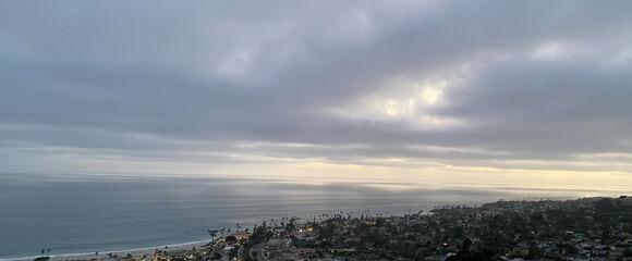 Laguna Beach cloudscape