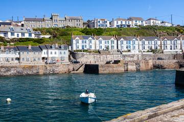 Fototapete - Porthleven Cornwall England UK