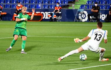 La Liga Santander - Getafe v Real Sociedad