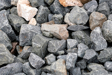 Rocks, rocks and more rocks