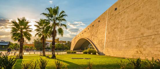 Bicentennial Square, San Juan City, Argentina
