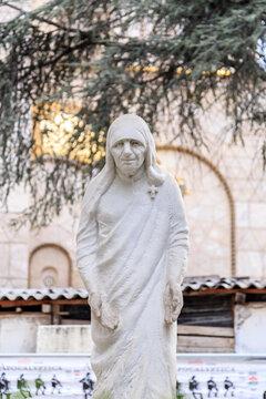 Memorial House of Mother Teresa in Skopje