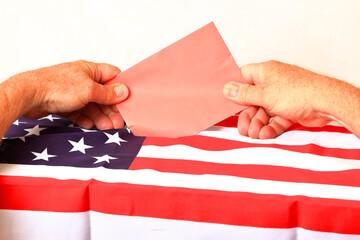 Die zerissene Präsidentschaftswahl in den USA 2020