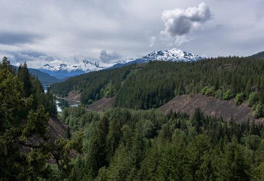 Sea to Sky Trail, British Columbia