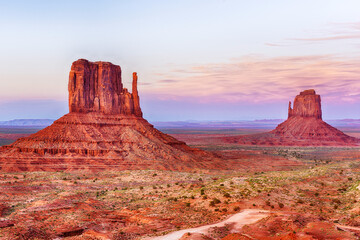 Monument Valley in the USA