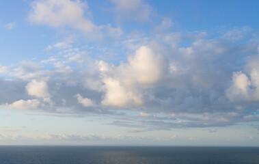 Scenic South England Coastline Seaside Beautiful View of the Sea  No People