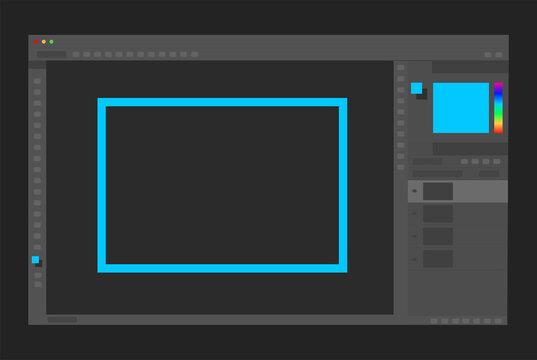 mockup software Image editing and compositing