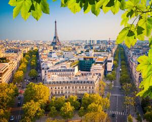 Garden Poster Paris PARIS - France