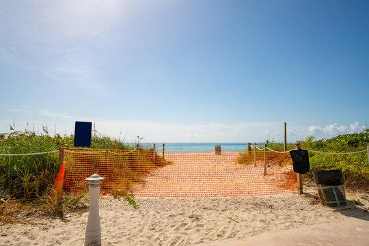 Miami Beach closed 4th of July weekend Coronavirus Covid 19 pandemic