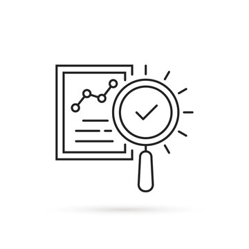 forecasting icon like legal compliance