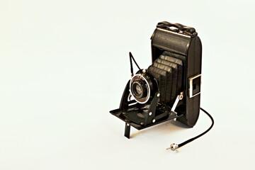 View of the camera-retro