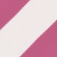 pink and light brown cardboard texture background